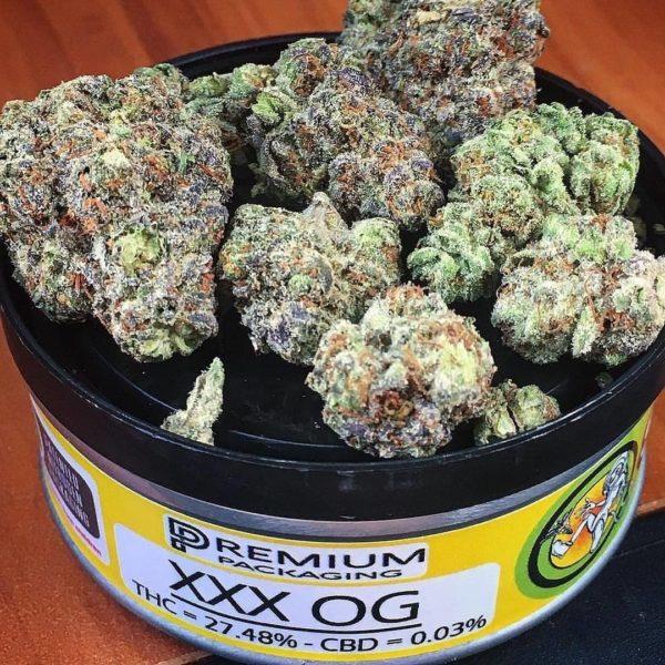 Buy XXX OG Weed Strain Online